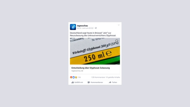 Facebook Instant Articles at Tagesschau
